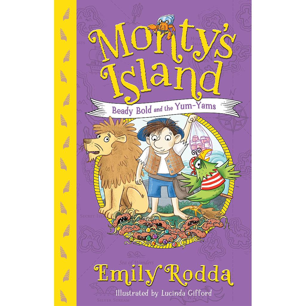 Beady Bold and the Yum-Yams: Monty's Island # 2
